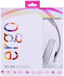 Наушники Ergo VD-390 Grey