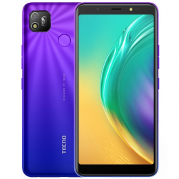 Смартфон Tecno POP 4 (BC2) 2/32GB Dawn Blue
