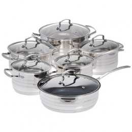 Набор посуды Wellberg WB-1682