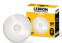 Светильник LED Lebron L-WLR-S-1041 10W 4100K