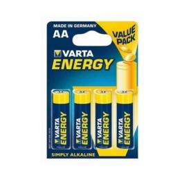 Батарейки Varta Energy LR06 AA 4106 4 шт