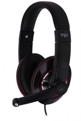 Навушники Ergo VM-290 Black