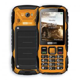 Мобільний телефон Maxcom MM920 black-yellow