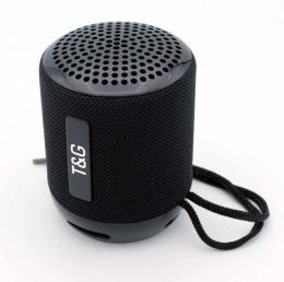 Портативная колонка Bluetooth T&G TG-129 Black