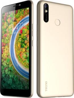 Смартфон Tecno Pouvoir 3 Air (LC6a) 1/16GB Dual Sim Champagne Gold
