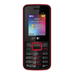 Мобільний телефон S-Tell S1-05 Black/Red