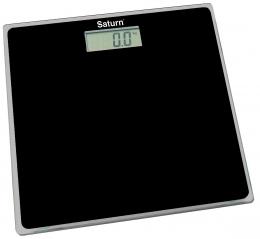 Весы напольные Saturn ST-PS0294 Black