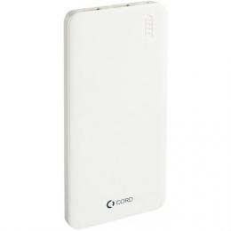 Зовнішній акумулятор CORD A68 5000mAh White-Grey (00-00032826)