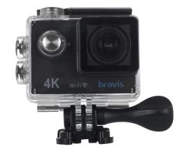 Екшн-камера Bravis A1 Black