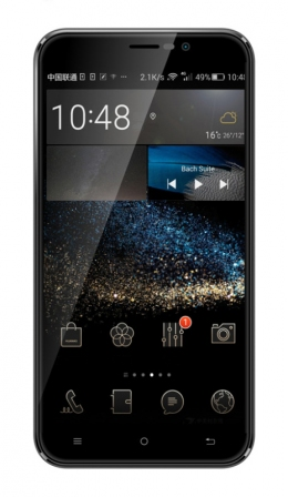Смартфон Cubot Note S Black