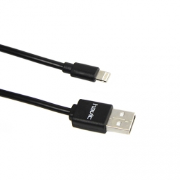 Кабель Havit HV-CB8501 USB2.0 A Lightning Black