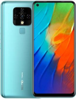 Смартфон Tecno Camon 16 SE (CE7j) 6/128Gb DS Purist Blue