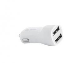 Зарядний пристрій Florence 2 USB White CC21-2USB