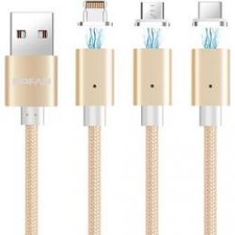 USB кабель Qihang QH-C3670 USB-microUSB Colden
