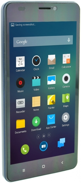 Смартфон Oukitel C3 Clear Blue