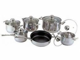 Набір посуду Bohmann BHL-1231MRB