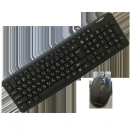 Комплект (клавіатура + миша) Crown CMMK-911