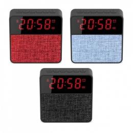 Акустика+годинник Bluetooth Speaker T1-LCD