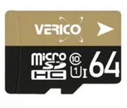 Карта пам'яті Verico MicroSDXC 64GB UHS-I Class 10 1MCOV-MDX963-NN