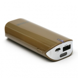 Універсальна мобільна батарея PowerPlant PB-LA9005 5200mAh
