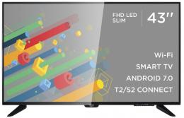 Smart телевізор Ergo LE43CT5520AK