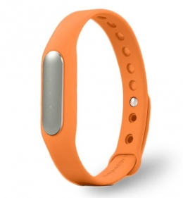 Фітнес-браслет Mi Band Pulse Orange Original
