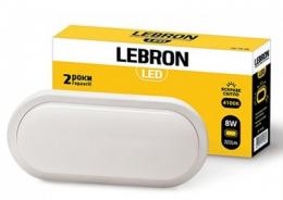 Светильник LED Lebron L-WLО-841 8W 4100K