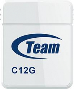 USB-флеш-накопитель 16Gb Team C12G White