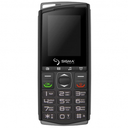 Мобільний телефон Sigma mobile Comfort 50 Mini 4 Black/Gray