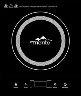Електрична плитка Monte MT-2103