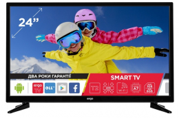 Smart телевізор Ergo LE24CT5500AK