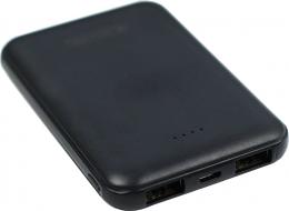 Зовнішній акумулятор Jellico RM-50 5000 mAh Black