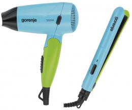 Набір для укладки волосся Gorenje HTS 03 BG (HD320A / HS295B)