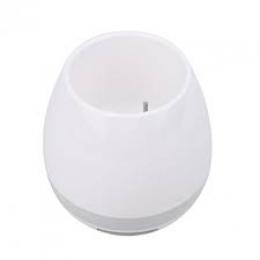 Акустика Bluetooth YX-HP201 Music Flowerpot White