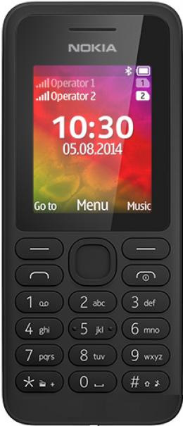 Мобільний телефон Nokia 130 Dual SIM Black