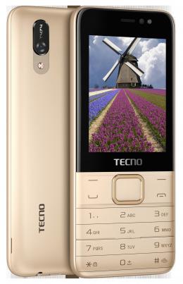 Мобільний телефон Tecno T474 Dual SIM Champagne Gold