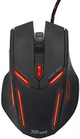 Миша Trust GXT 152 Illuminated Gaming Mouse (19509)
