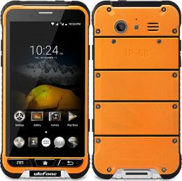 Смартфон Ulefone Armor X5 (IP69K, 3/32Gb, NFC, 4G, Android 10) Orange