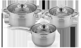 Набор посуды Maxmark МК-3506E