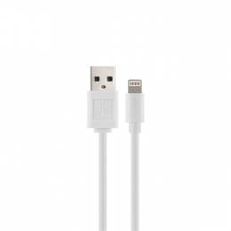 Кабель Havit HV-CB8501 USB2.0 A Lightning White