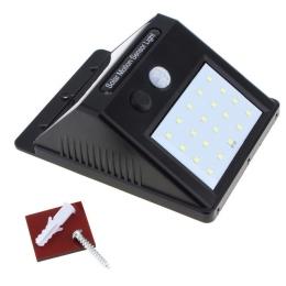 Лампа настінна Solar Motion Sensor Light A-008
