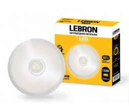 Светильник LED Lebron L-WLR-S-1541 15W 4100K
