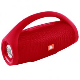 Портативна колонка Wireless Speaker Booms box mini red