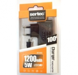 Зарядний пристрій Sertec ST-032 (1200 mAh)