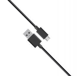 USB кабель Florence DC10-MU Black