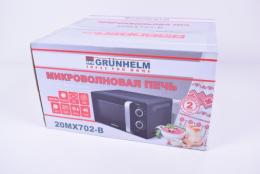Мікрохвильова піч Grunhelm 20MX702-B Black