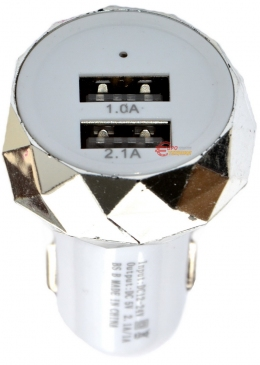 Зарядний пристрій Car Charger 255