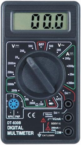 Мультиметр Multimeter DT-830B