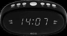 Радіо-годинник ECG RB 010 Black