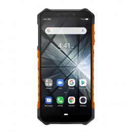 Смартфон Ulefone Armor X3 (IP68, 2/32Gb, 3G) Black-Orange